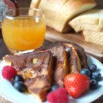 Cinnamon Brioche French Toast #shareamoment