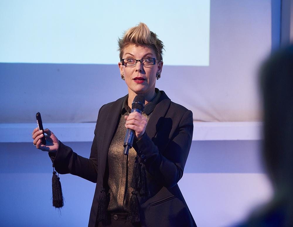 Dr. Morgaine Gaye, Food Futurologist