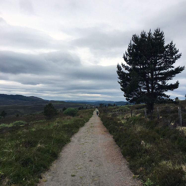 The Great Glen Way - Inverness to Kirkhill