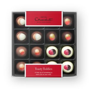 Hotel Chocolat Toasty Toddy Giveaway