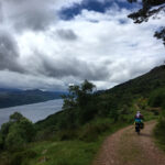 Mountain Biking [Most of] The Great Glen Way
