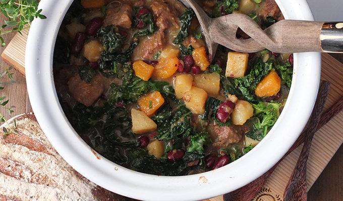 Pepperpot Stew: A #SimplyHygge Recipe