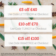 Steamer Trading Christmas Voucher Codes