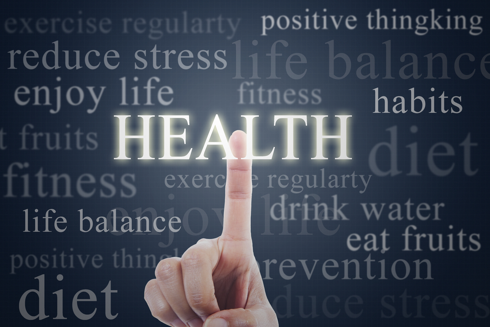 Health, image via Shutterstock, copyright Creativa Images