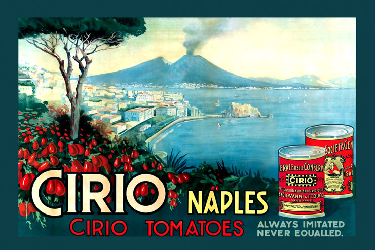 Cirio Tomato Goody Bag Giveaway