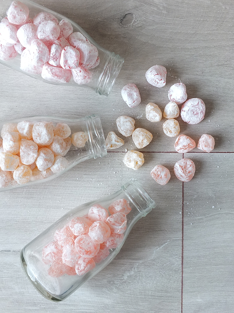 Fruit Drop Travel Sweets