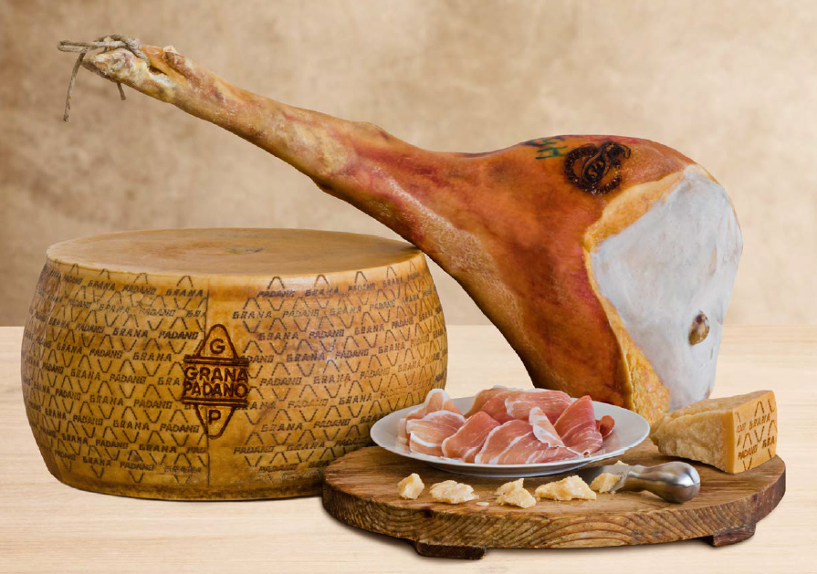 Grana Padano Cheese and Proscuitto di San Daniele Gift Box Giveaway
