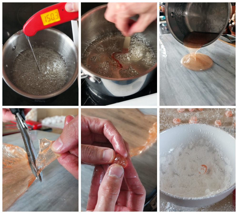 How to Make Boiled Sweets