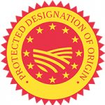 Protected Designation of Origin logo