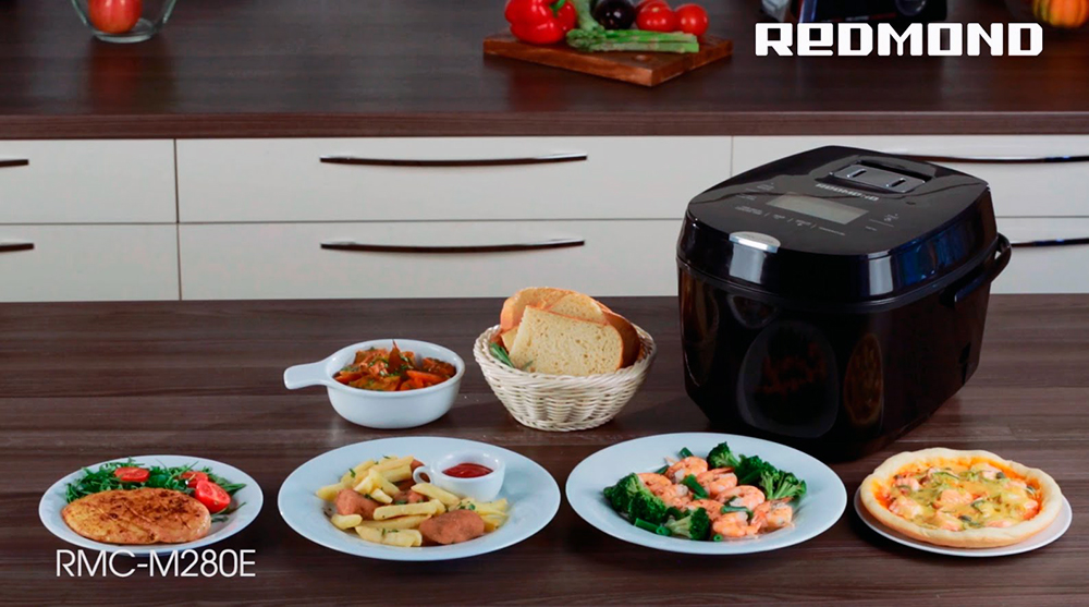 Redmond Multicooker RMC-280E Giveaway
