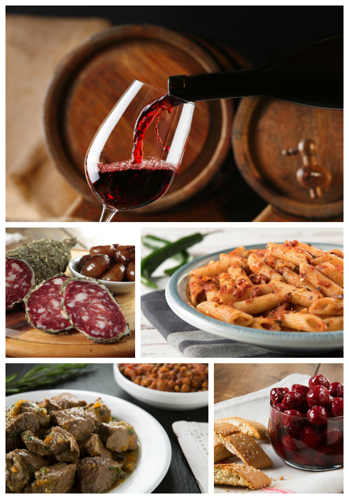 Fine Italy Tuscan Menu Giveaway