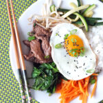 Korean Beef Bibimbap #SimplyKorean