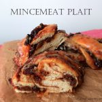 Mincemeat Plait by The Baking Explorer