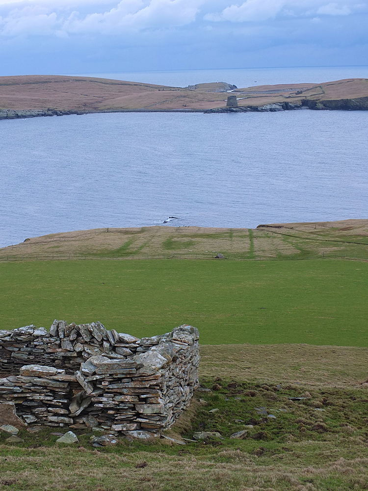 Mousa Broch, Shetland Islands