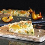 Chicken, Squash and Gruyere Quiche by the Gluten Free Alchemist