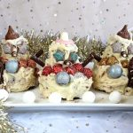 Snowman Cakes by The Gluten Free Alchemist