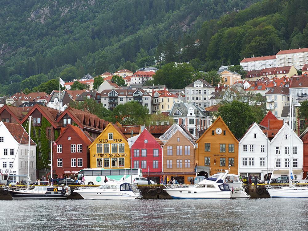 Bergen on a Budget
