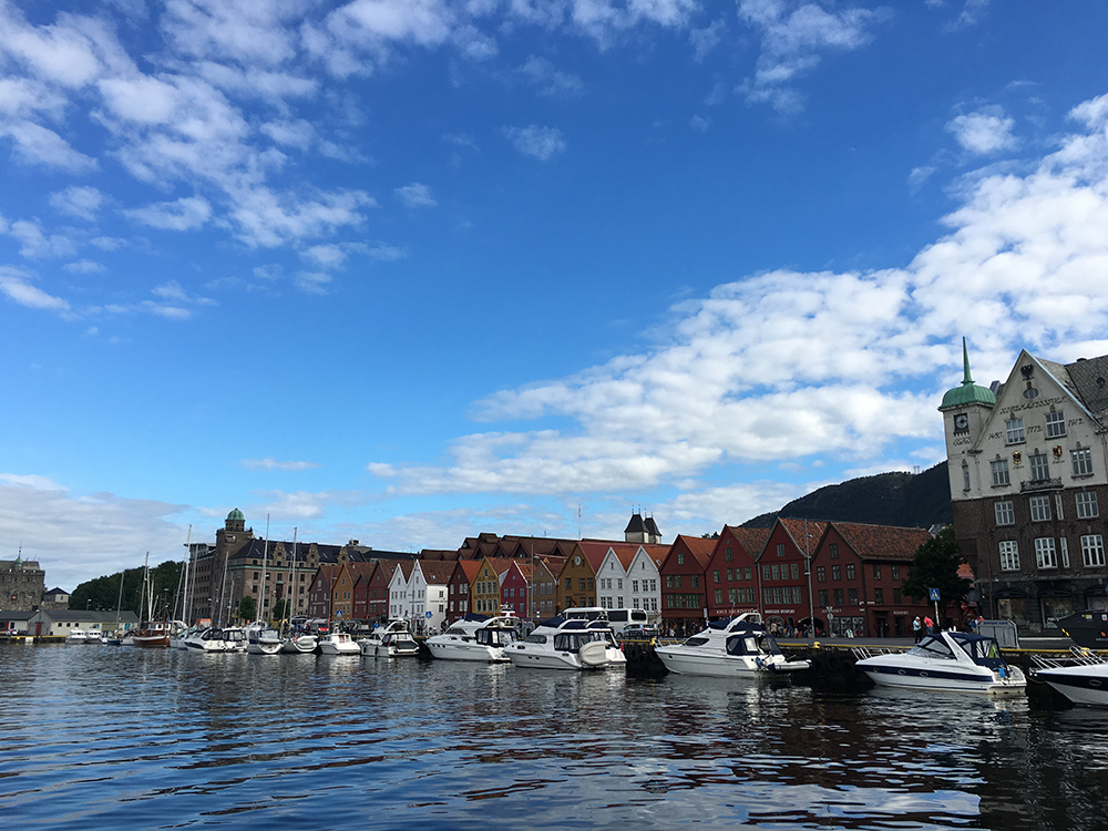 Bergen on a Budget - Solo Camping in Norway