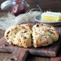 Cape Breton Fruit Scones