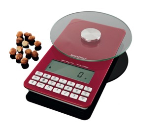 Silvercrest Kitchen Nutrition Scales