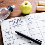 Tips For Weekly Meal Planning #GiveUpBinningFood