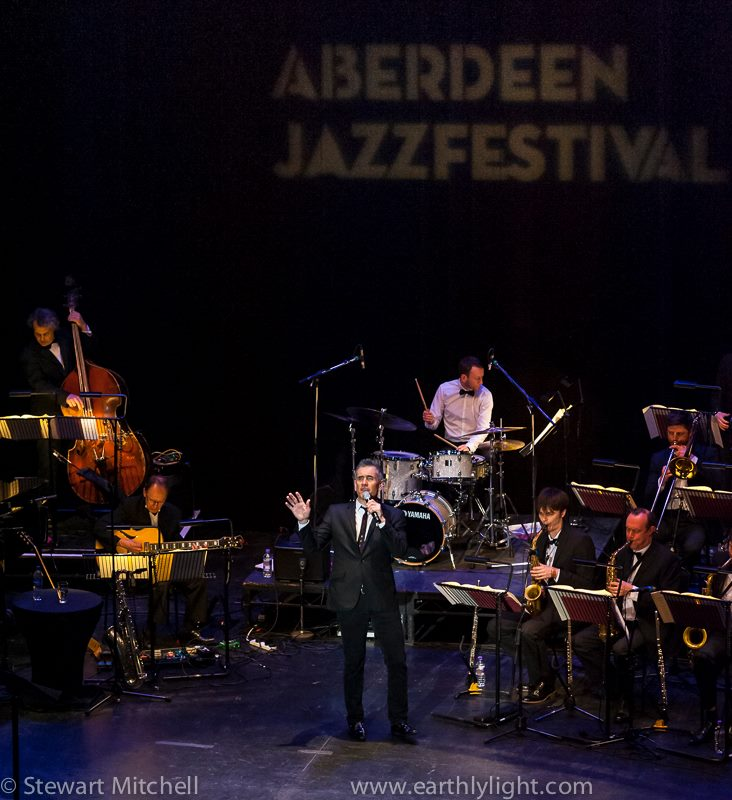 Curtis Stigers - Aberdeen Jazz Festival