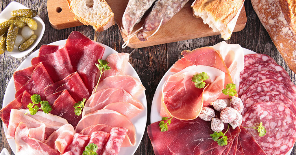 Diforti Italian Meat Selection