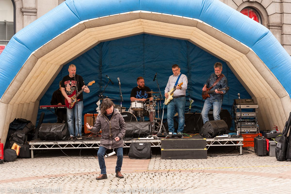Jazz on the Green - Aberdeen Jazz Festival
