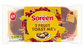 Soreen Fruit Toast Me's Review