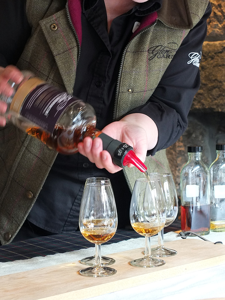 Glen Garioch Tutored Tasting