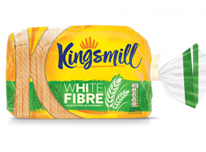 High Fibre White Bread Kingsmill