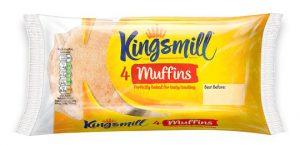 Kingsmill English Muffins