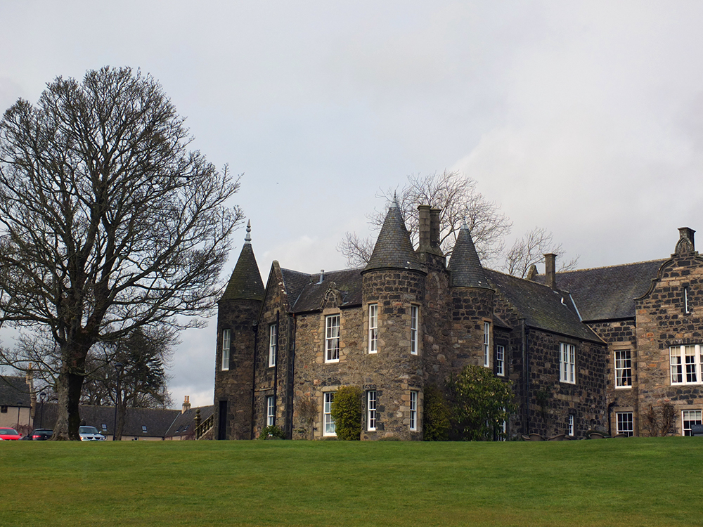 Meldrum House Country Hotel and Golf Course
