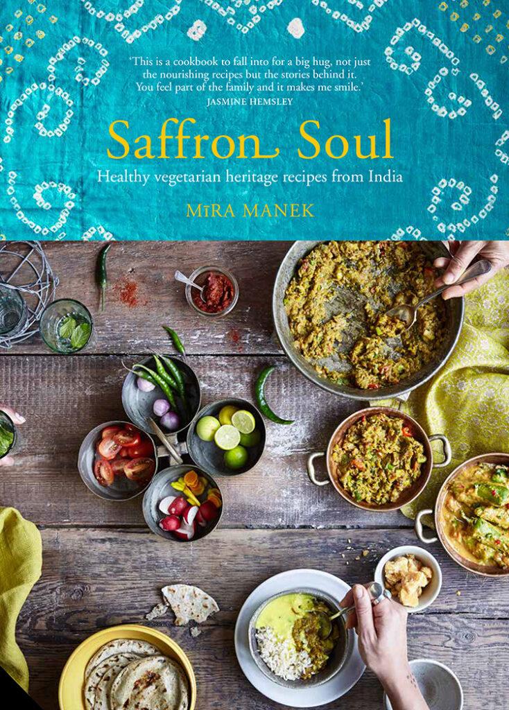 Saffron Soul - Front Cover