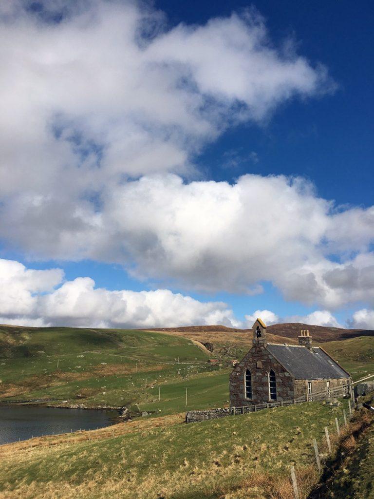 The Alps, Shetland