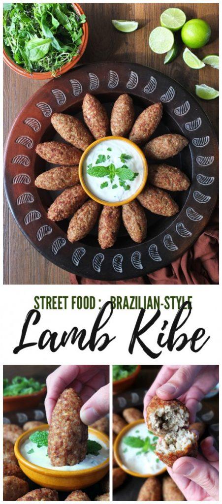 Brazilian-Style Lamb Kibe