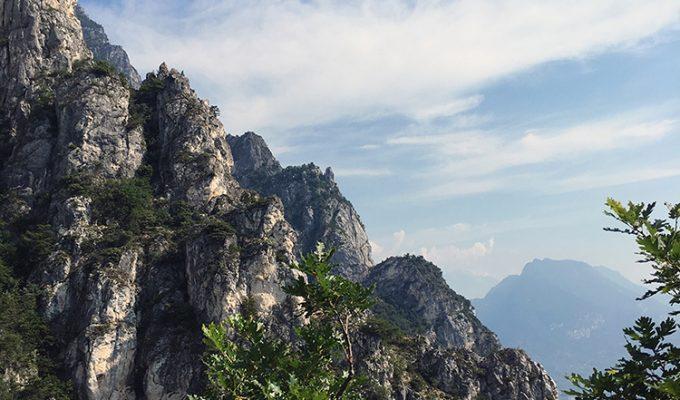 Trekking in Garda Trentino: Cima Capi & the Ponale