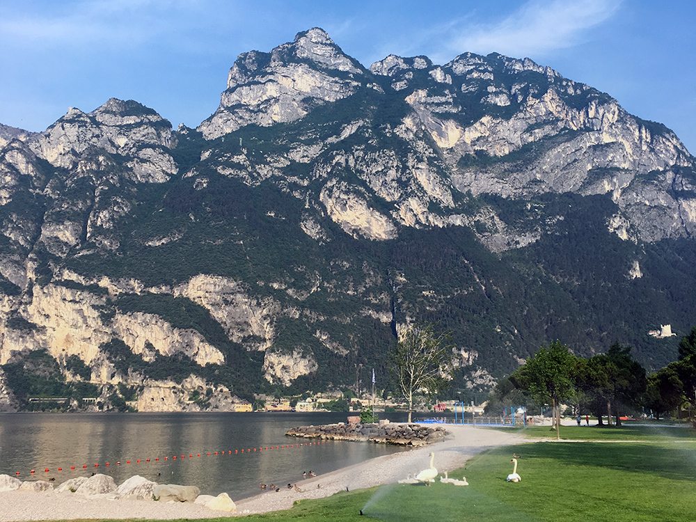 Riva del Garda, Lake Garda, Northern Italy