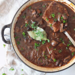 Braised Beef with Red Wine