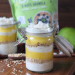 Coconut and Mango Breakfast Parfait/Overnight Oats