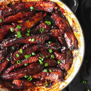 Easy Peking Spare Ribs Recipe