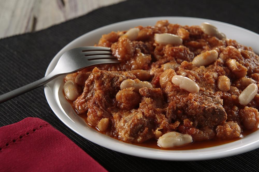Fine Italy Rome Menu Meat Course