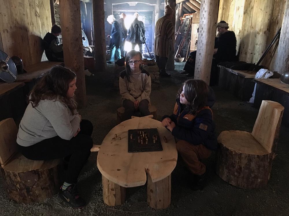 Hnefatafl Viking Chess Game