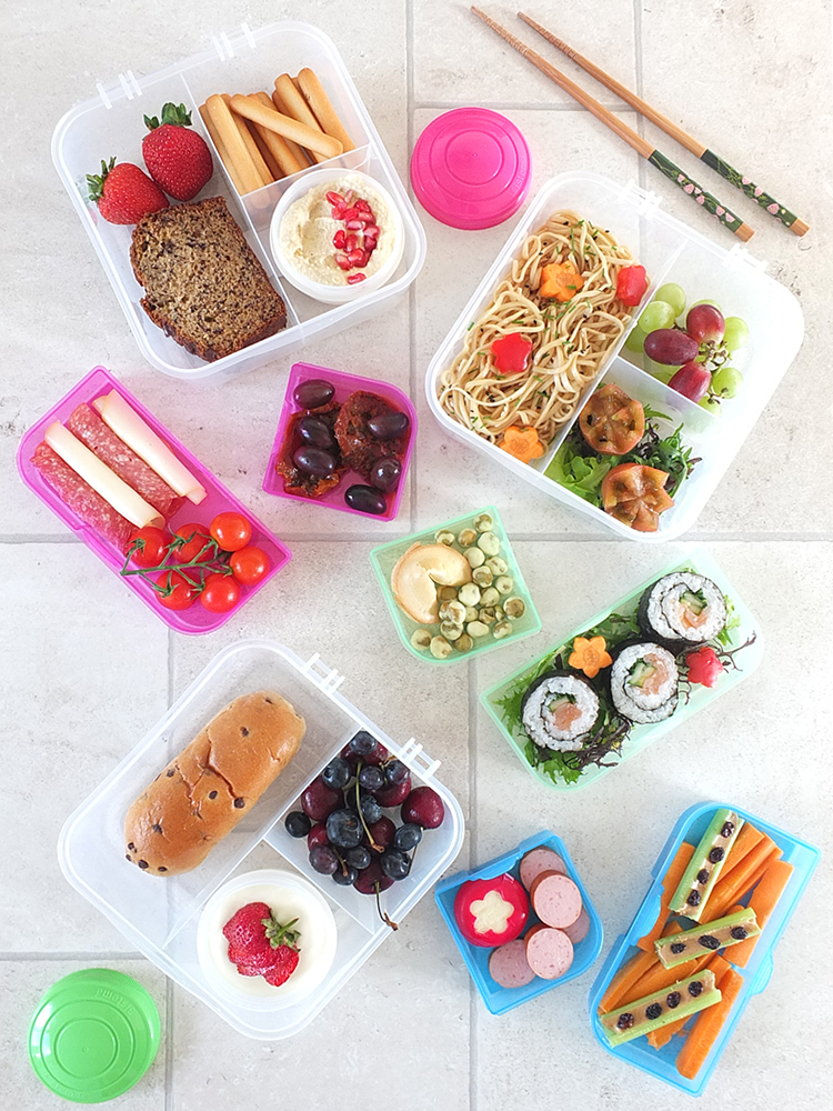 Lunch Box Ideas for Children and Adults