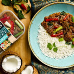 City Kitchen: Malaysian Beef Ready Meal