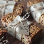 Gluten Free Granola Bars with Hazelnut, Coconut & Quinoa