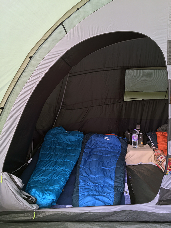 Rydal 600 Eurohike 6 Person Tent