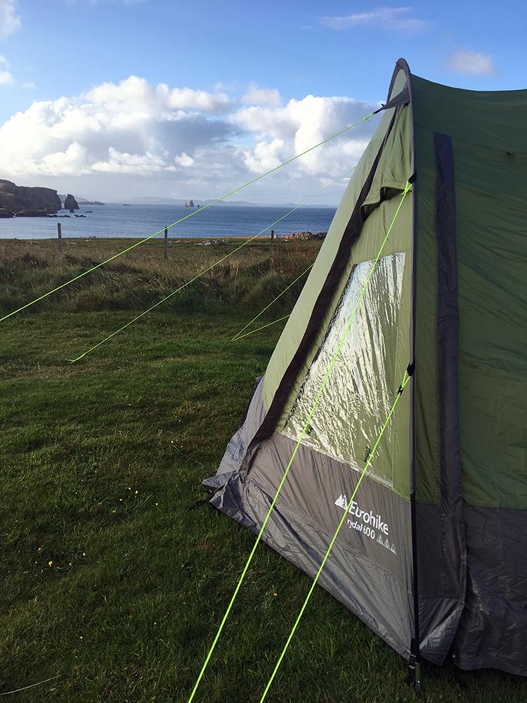 Rydal Eurohike 600 Tent