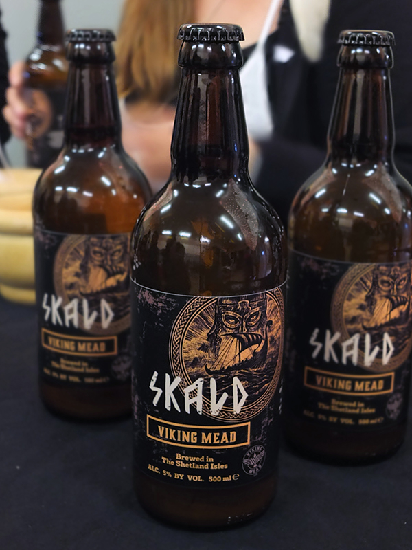 Skald Viking Mead