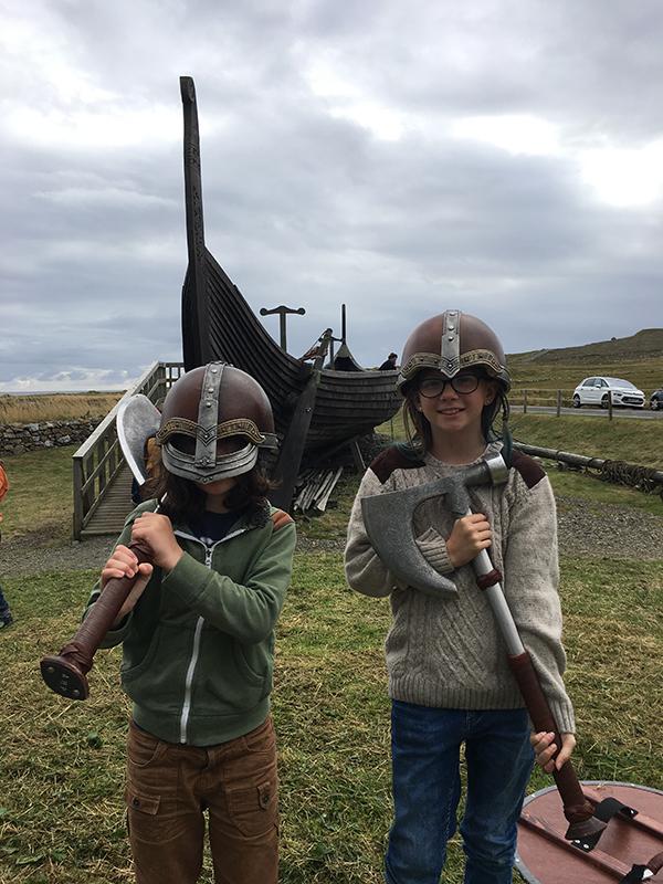 Unst Viking Festival 2017